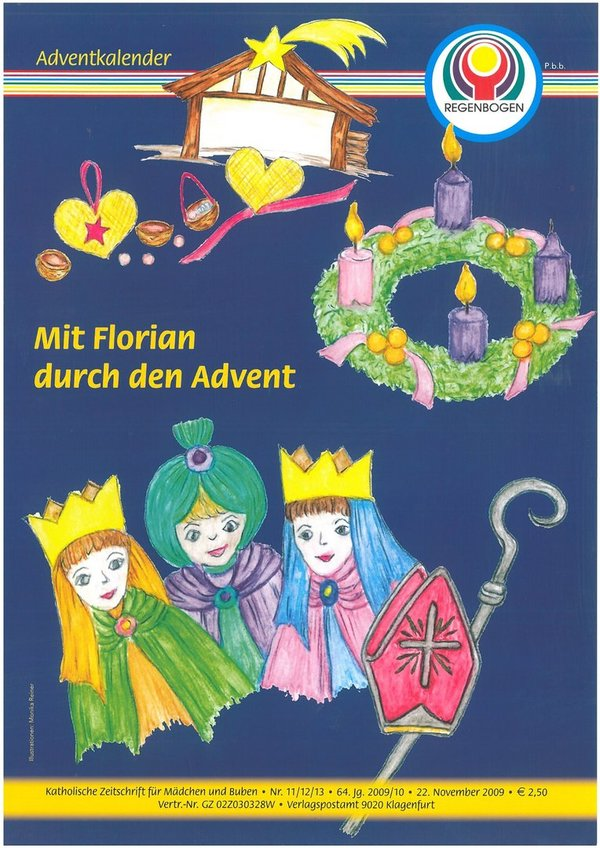 Mit Florian durch den Advent