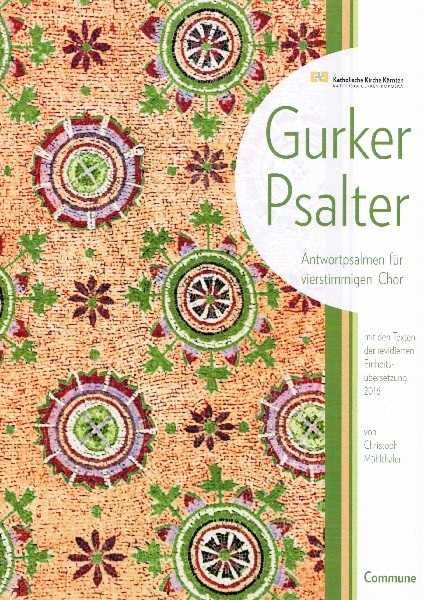 Gurker Psalter (Antwortpsalmen - Commune)